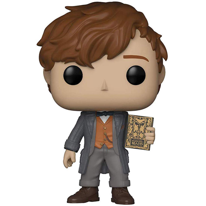 Funko Pop! Fantastic Beasts 2: The Crimes of Grindelwald - Newt (Chase Variant)