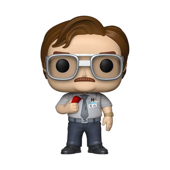 Funko Pop! Movies: Office Space - Milton