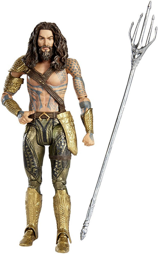 "DC Comics Multiverse Batman v Superman: Dawn of Justice - Aquaman 6"" Action Figure"