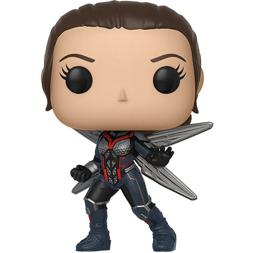 Funko Pop! Marvel: Ant-Man & The Wasp - Wasp (Chase Variant)