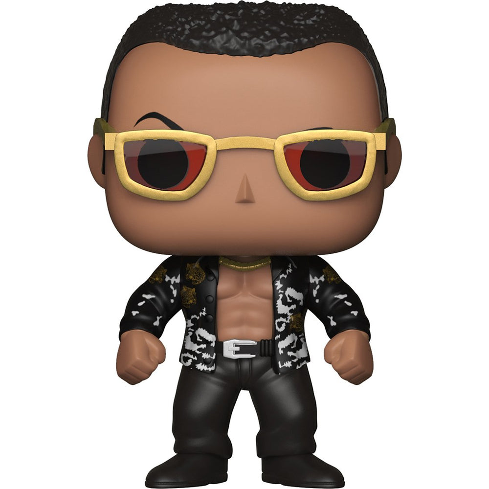 Funko Pop! WWE - The Rock (Chase Variant)