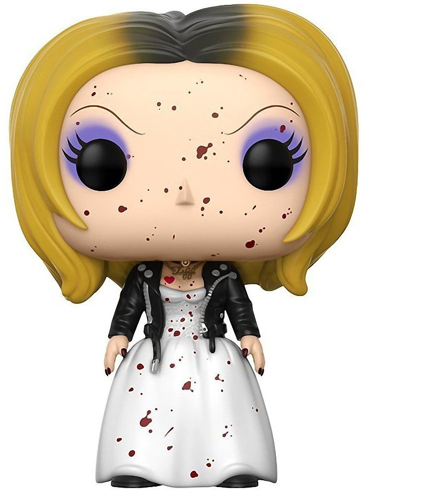 Funko Pop! Movies: Bride of Chucky - Tiffany (Blood Splatter Chase Variant)