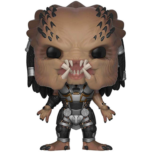 Funko Pop! Movies: The Predator - Fugitive Predator (Chase Variant)