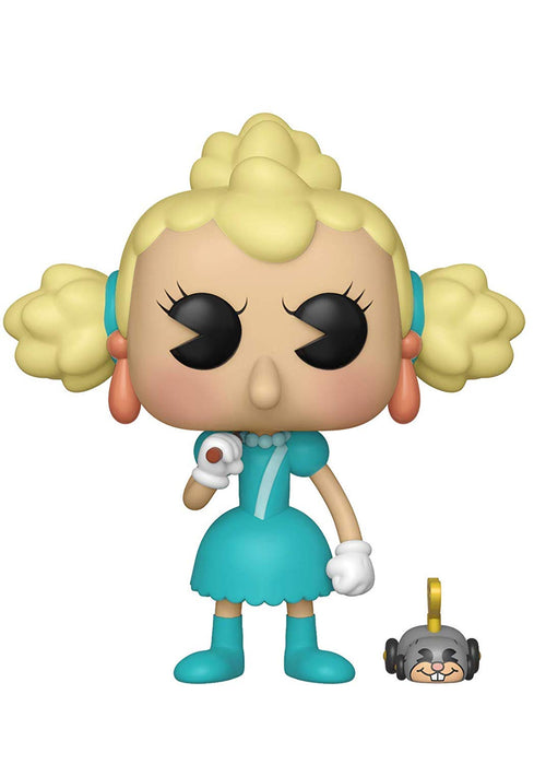 Funko Pop! Games: Cuphead Series 2 - Sally Stageplay