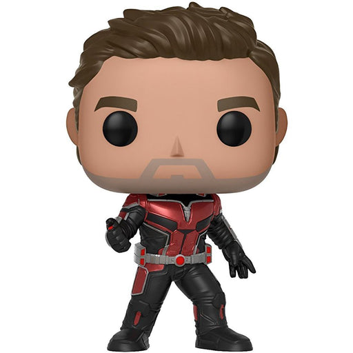 Funko Pop! Marvel: Ant-Man & The Wasp - Ant-Man (Chase Variant)