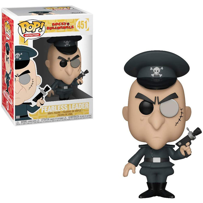 Funko Pop! Animation: Rocky & Bullwinkle - Fearless Leader