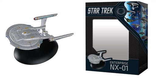 Star Trek Starships Best of Figure Collection #3 - Enterprise NX-01