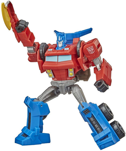 Hasbro Transformers Cyberverse Warrior Action Figure - Optimus Prime