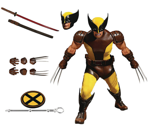 Mezco One:12 Collective Marvel - Wolverine