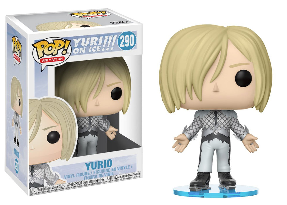 Funko Pop! Animation: Yuri On Ice - Yurio (Skate-Wear)