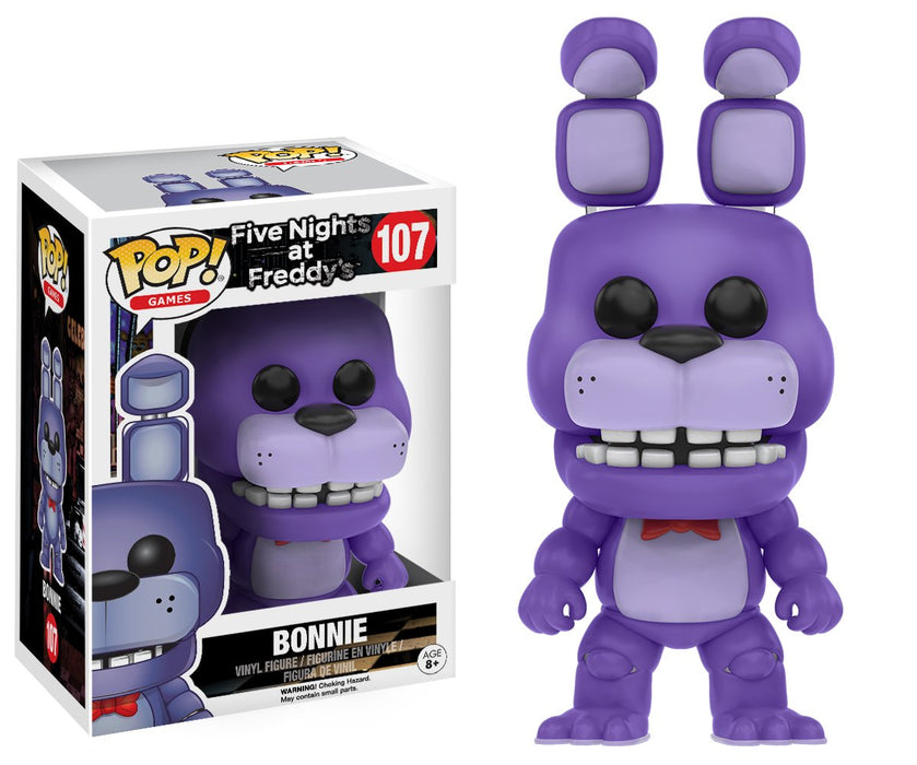 Funko Pop! Games: Five Nights at Freddy's - Bonnie