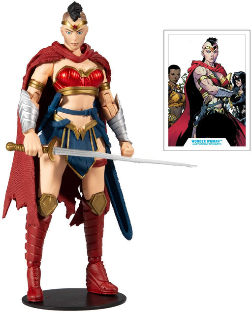 McFarlane Toys DC Comics - Wonder Woman Last Knight On Earth