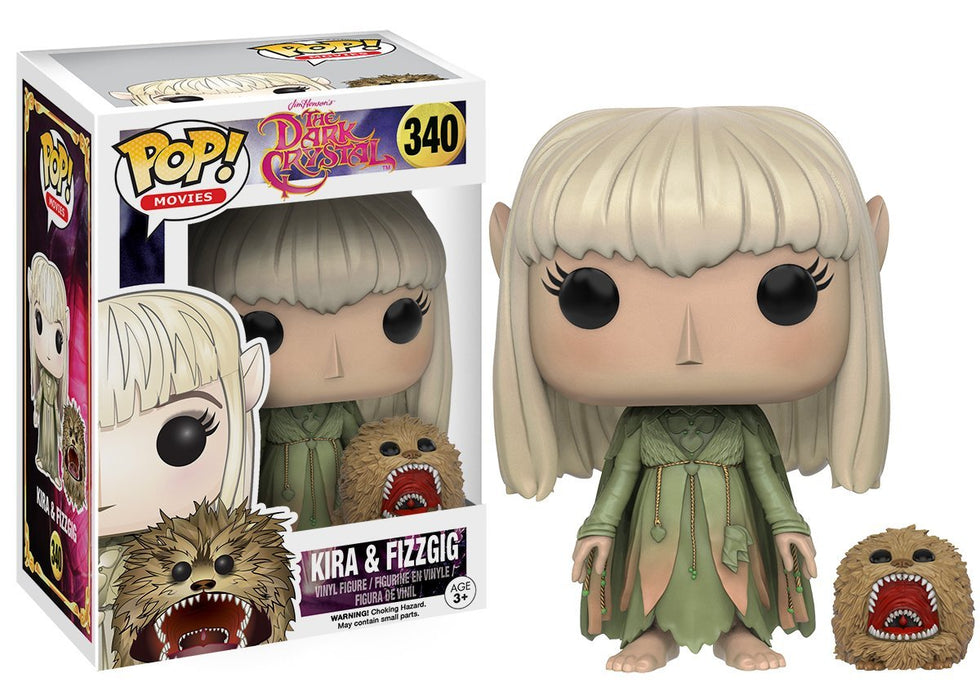 Funko Pop! Movies: Dark Crystal - Kira & Fizzgig