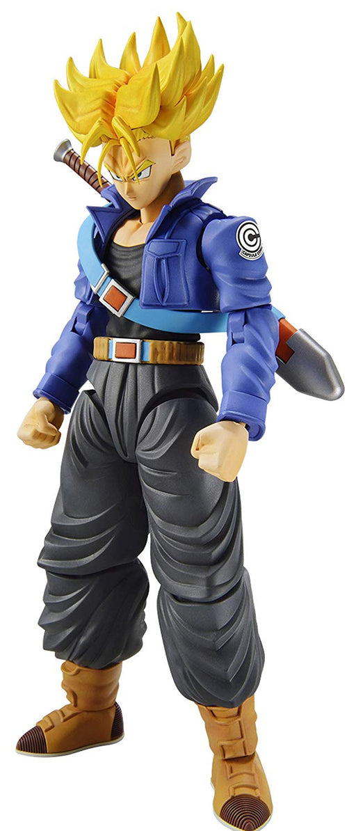 Bandai Hobby Dragon Ball Z - Super Saiyan Trunks Figure-rise Standard Model Kit