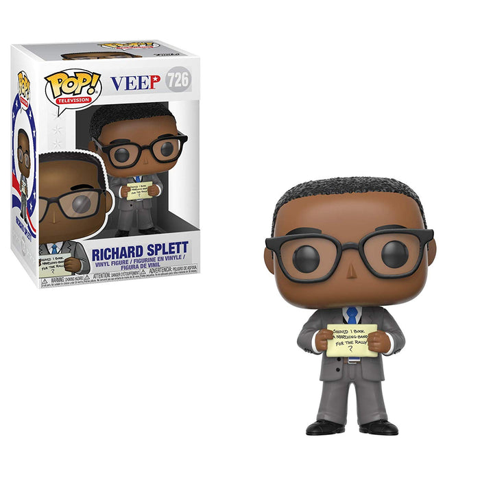Funko Pop! Television: Veep - Richard Splett