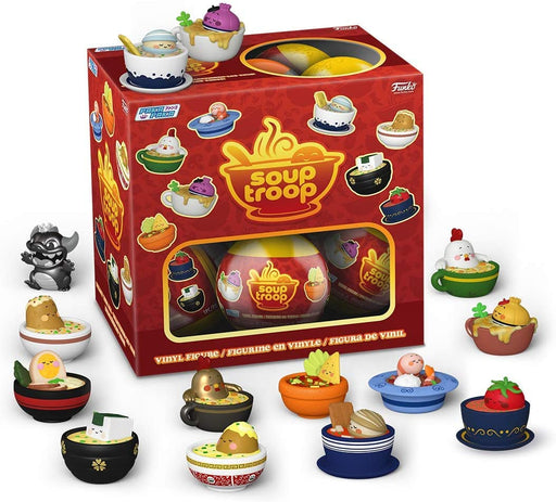 Funko Paka Paka: Soup Troop Figure Display (Case of 18)