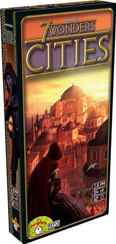 7 Wonders: Cities Expansion Pack