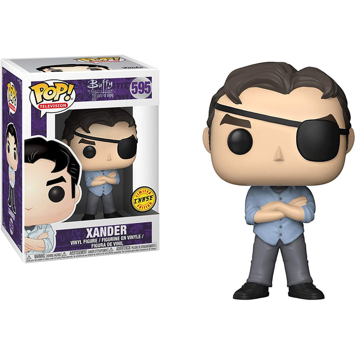 Funko Pop! Television : Buffy 20th Anniversary - Xander (Chase Variant)