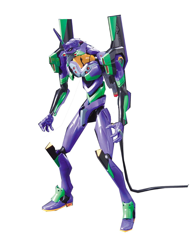 Bandai Hobby Rebuild of Evangelion - #04 EVA-01 Test Type (2nd Movie Ver.) HG Model Kit