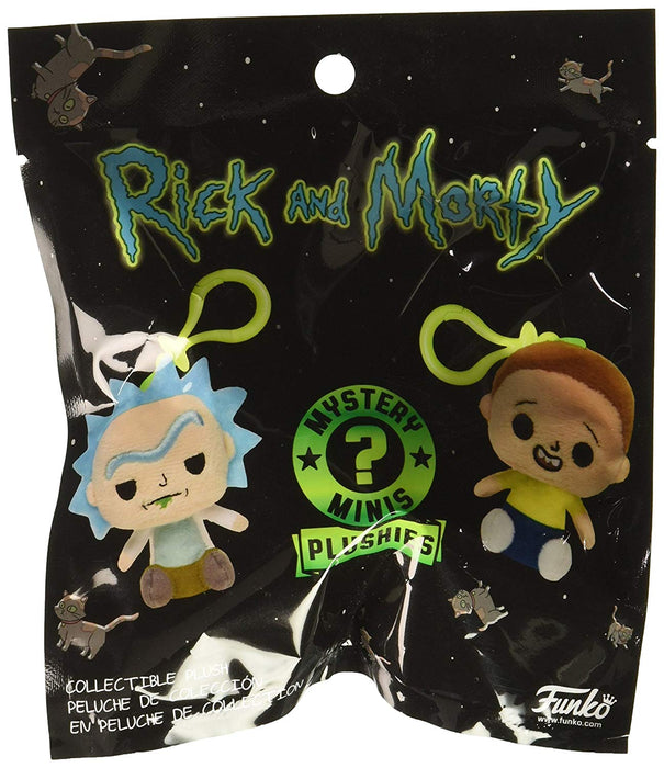 Funko Keychain Plush: Rick and Morty Blind Bag