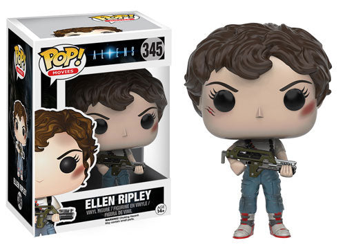 Funko Pop! Movies: Aliens - Ellen Ripley