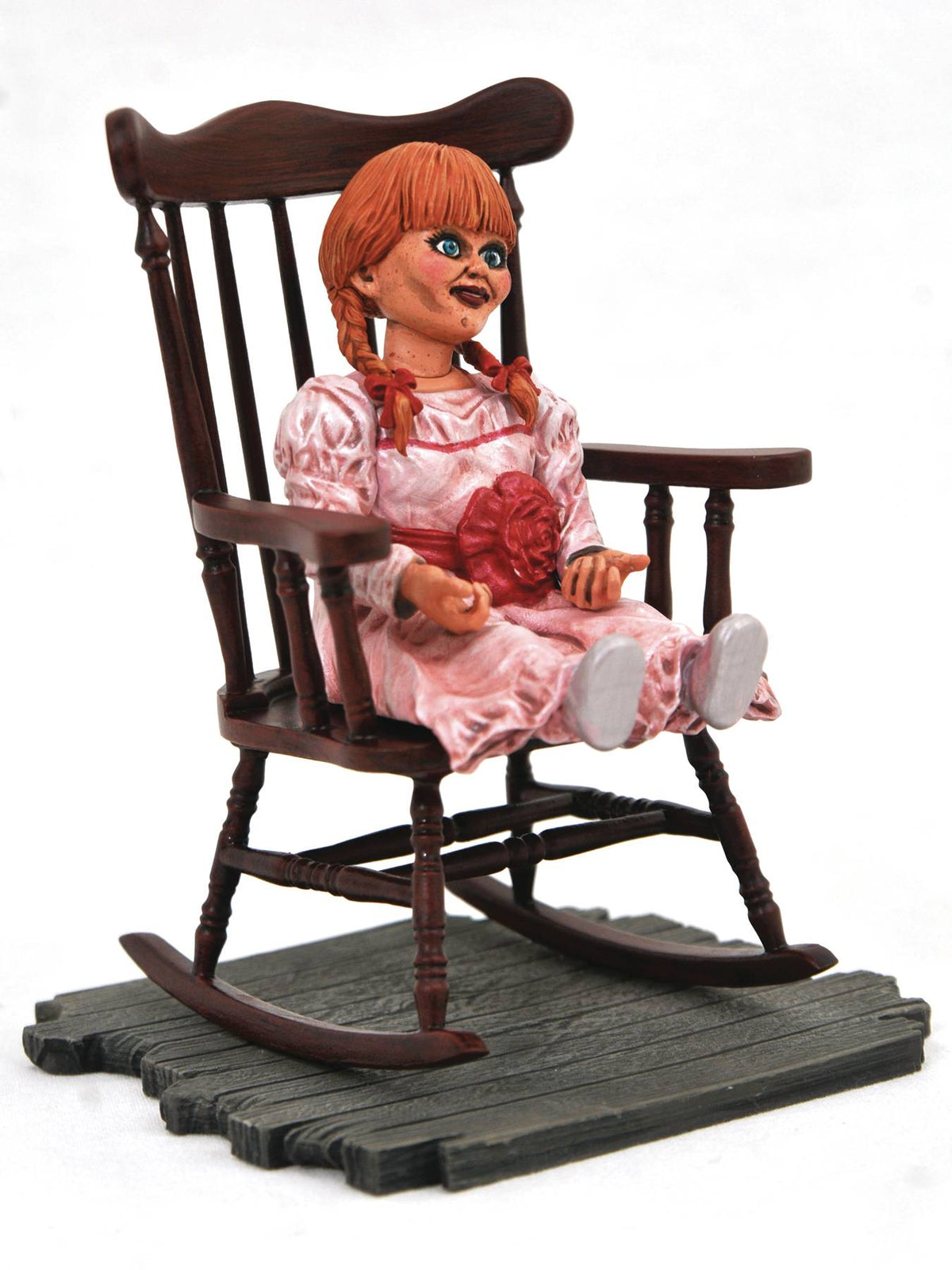 Annabelle la prestidigitateurs Film PVC Statue Diamond Select Toys Gallery