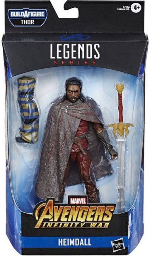 Hasbro Marvel Legends Avengers: Endgame 6-inch Heimdall Action Figure