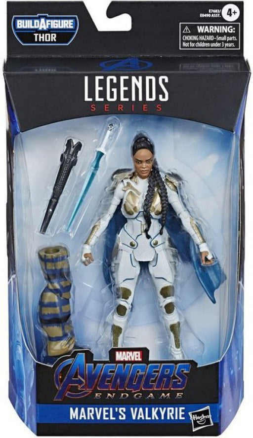 Hasbro Marvel Legends Avengers: Endgame 6-inch Valkyrie Action Figure