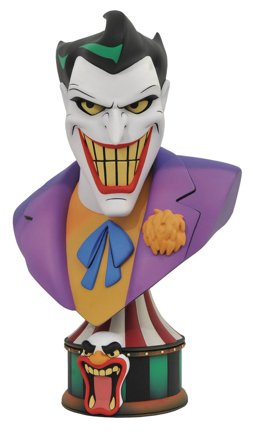 Diamond Select Toys Legends in 3D: Batman the Animated Series - Joker 1/2 Scale Bust