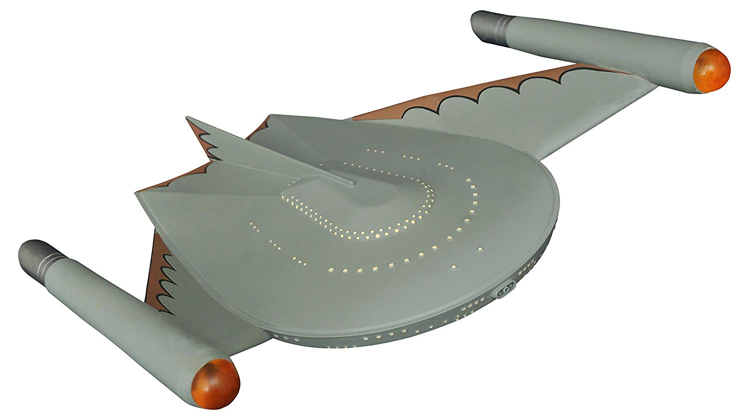 Diamond Select Toys Star Trek: The Original Series - Romulan Bird of Prey Ship