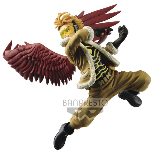 Banpresto My Hero Academia: The Amazing Heroes - Hawks PVC Figure