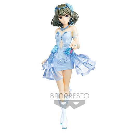 Banpresto The Idolmaster Cinderella Girls - Kaede Takagaki (Dressy & Attractive Eyes Ver.) Espresto Figure