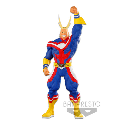 Banpresto My Hero Academia - All Might (The Anime) World Figure Colosseum PVC Figure