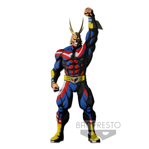 Banpresto My Hero Academia - All Might (Two Dimensions) World Figure Colosseum PVC Figure