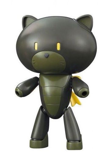 Bandai Hobby Gundam Build Fighters Try - #10 Petit'gguy StrayBlack & Catcos 1/144 HG Model Kit