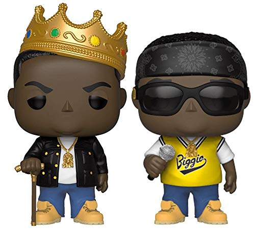 Funko Pop! Rocks: Notorious B.I.G. (Set of 2)