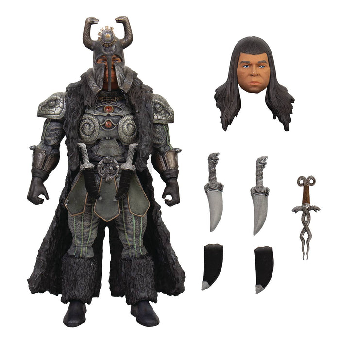 Super 7 Conan the Barbarian (1982 Film) - Ultimate Thulsa Doom Action Figure