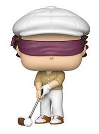 Funko Pop! Movies: Caddyshack - Ty Webb (Chase Variant)