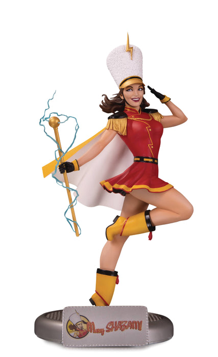 DC Collectibles Bombshells Mary Shazam Statue