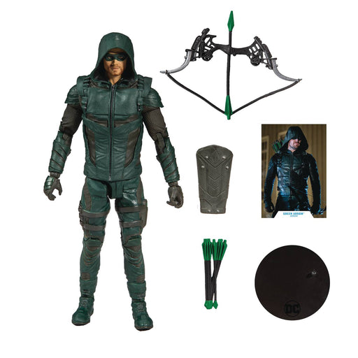 McFarlane Toys DC Comics - Green Arrow Action Figure