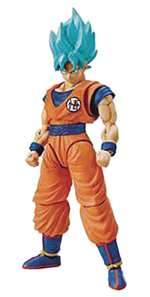 Bandai Spirits Dragon Ball - SSGSS Son Goku Figure-Rise Standard Model Kit