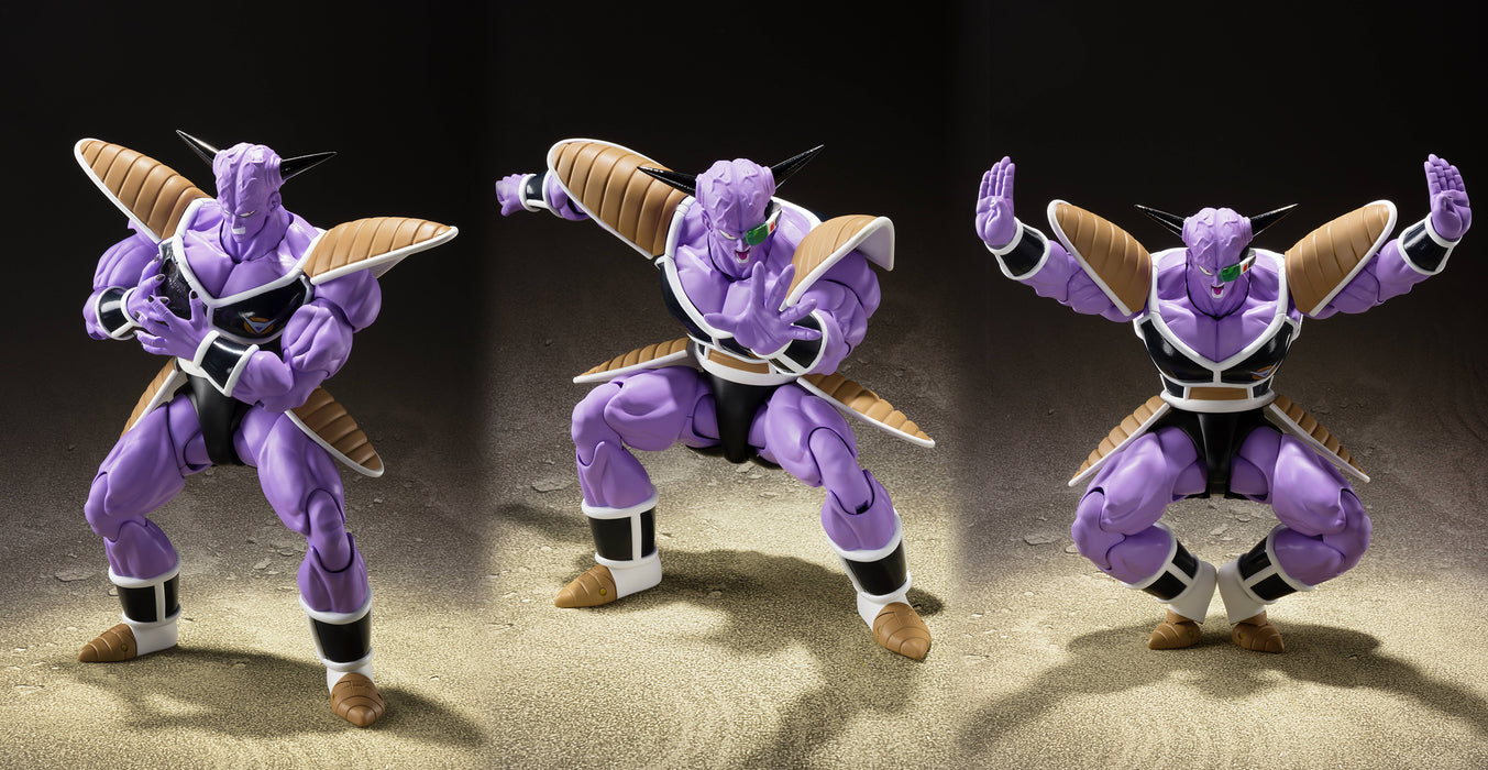 Captain Ginyu S.H Figuarts Dragon Ball In Stock