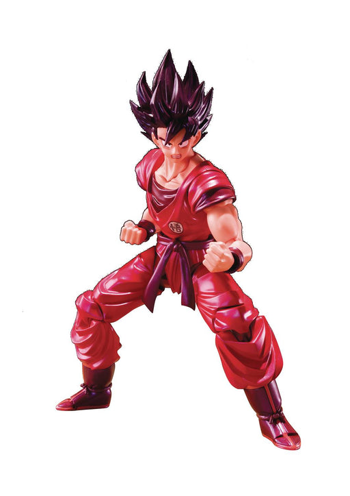 Bandai Tamashii Nations Dragon Ball - Son Goku (Kaioken Ver.) S.H. Figuarts