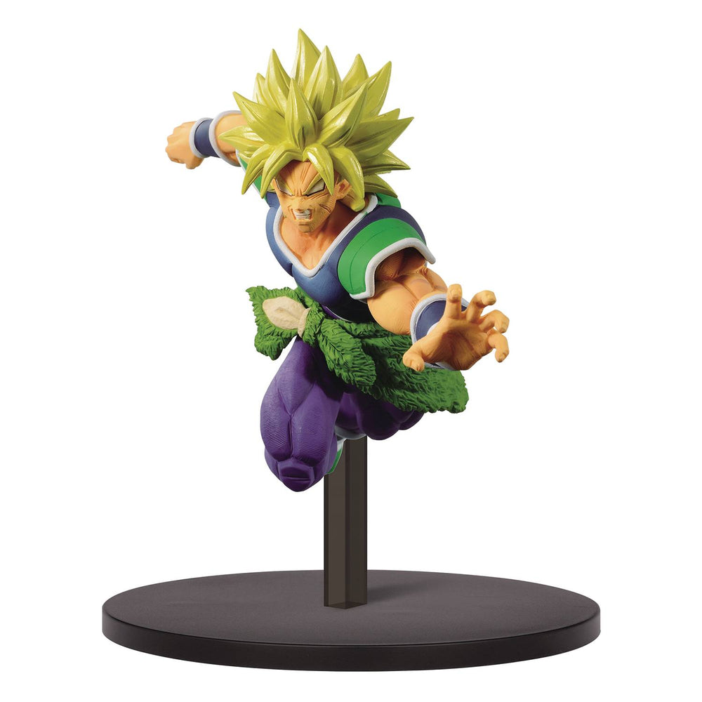 Banpresto Dragon Ball Super Match Makers Super Saiyan Broly Figure