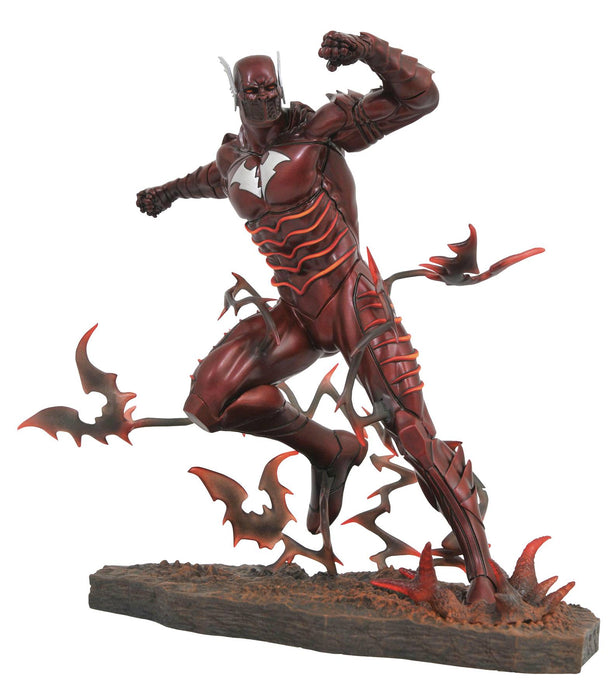 Diamond Select Toys DC Gallery: Dark Nights Metal: Red Death PVC Figure