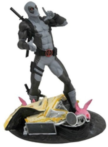 Diamond Select Toys Marvel Gallery: Taco Truck Deadpool (X-Force Version) PVC Figure (2019 SDCC Exclusive)