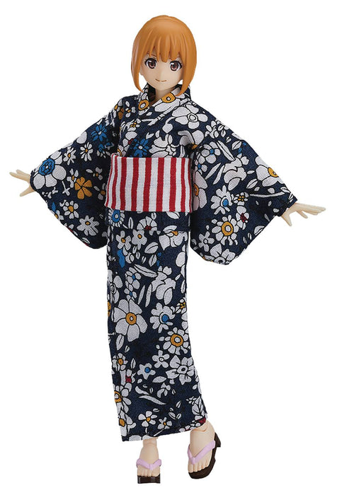 Max Factory Female Body (Emily) with Yukata Outfit Figma Styles