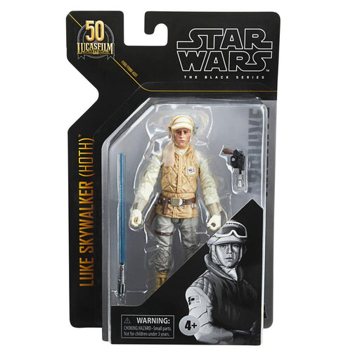 "Star Wars Black Series Archive 6"" Luke Skywalker (Hoth)"