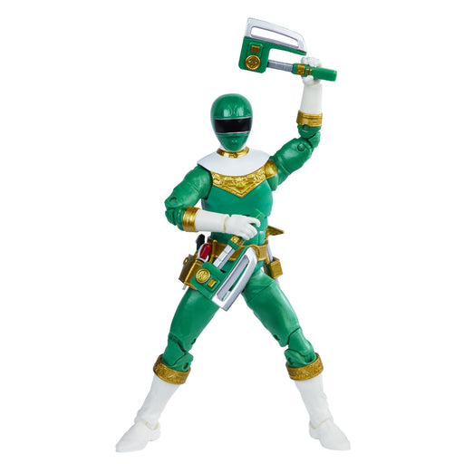 Hasbro Power Rangers: Lightning Collection - Zeo Green Ranger