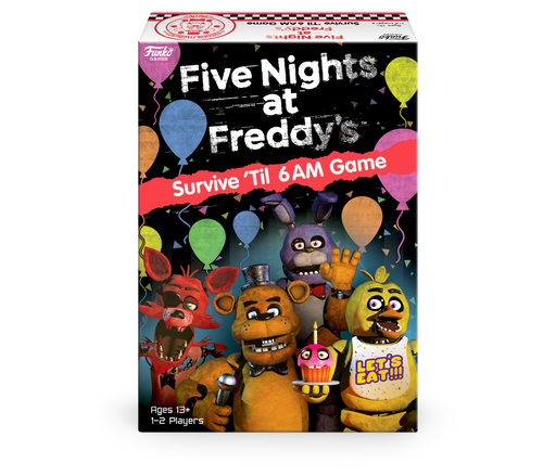 Funko Five Nights at Freddys: FNAF Board Game